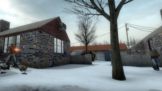 "A mod for the popular shooter ""Counter-Strike: Global Offensive"" lets players battle on a digital recreation of the Malheur National Wildlife Refuge. Video provided by Newsy"