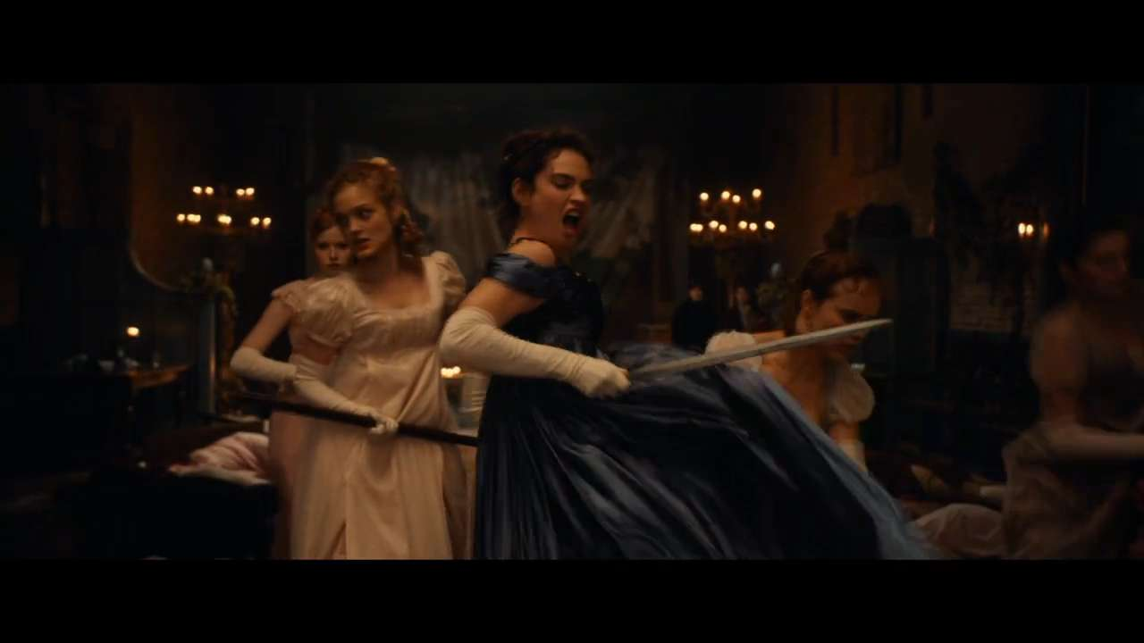 Trailer: 'Pride and Prejudice and Zombies'