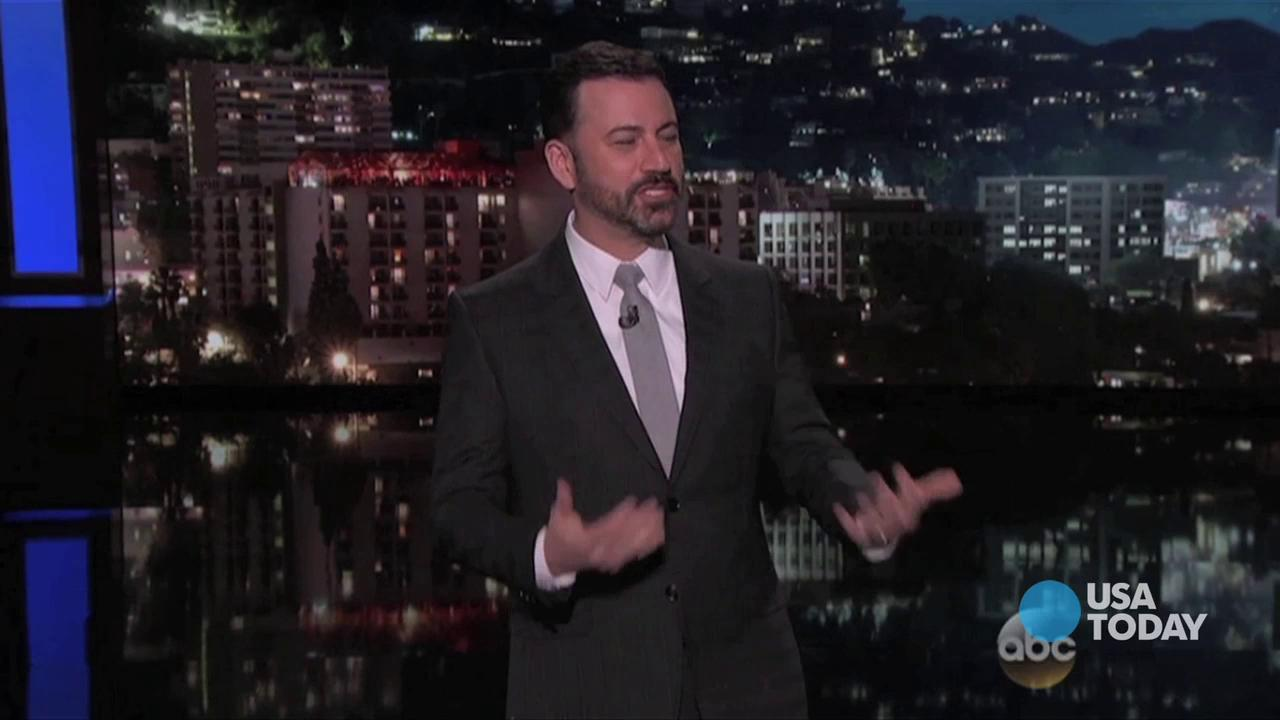 Check out our favorite late-night jokes from last week about Donald Trump and other presidential candidates, then vote for yours at opinion.usatoday.com.