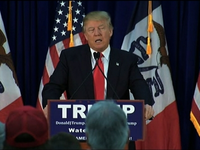 Trump: 'Win, Lose or Draw I Love You All'