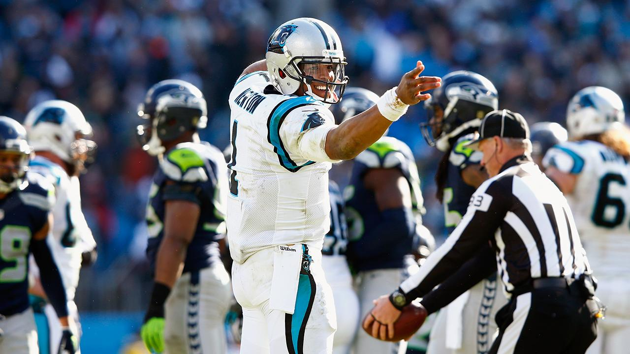 48ad02c2 How the Carolina Panthers made it to Super Bowl 50