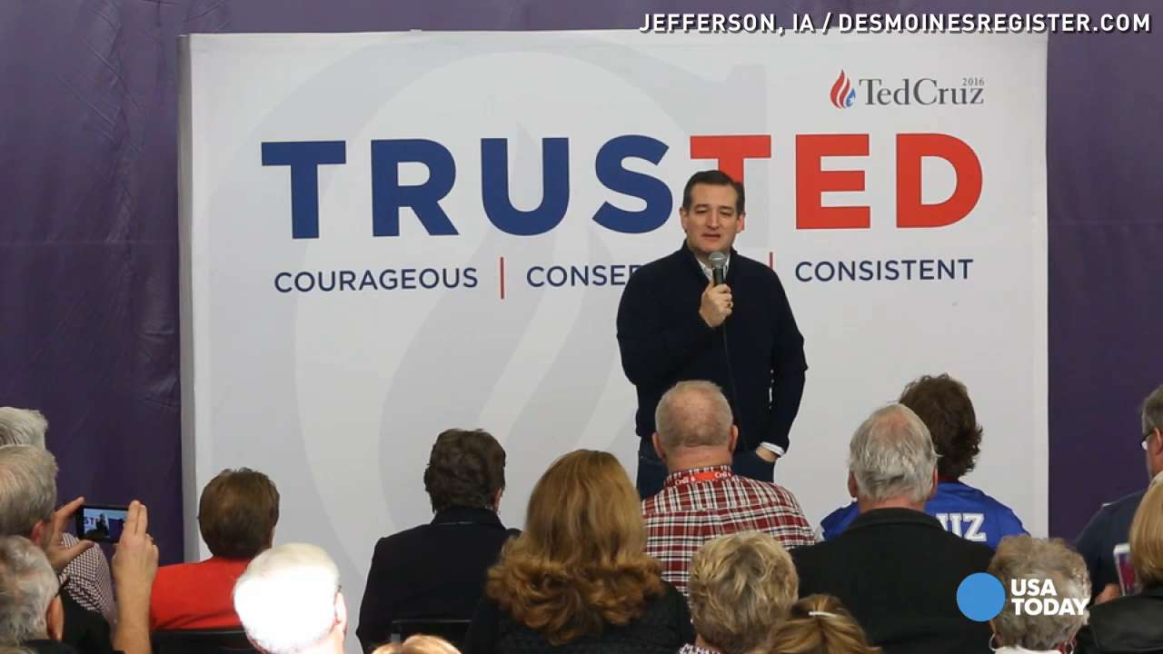 Ted Cruz reflects on visiting all 99 Iowa counties