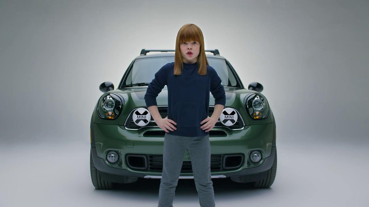 Ad Meter 2016: Mini '#DefyLabels'.