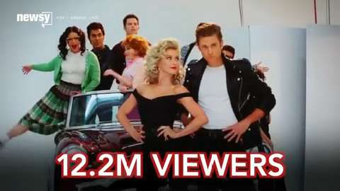 'Grease: Live' was the TV musical that we wanted