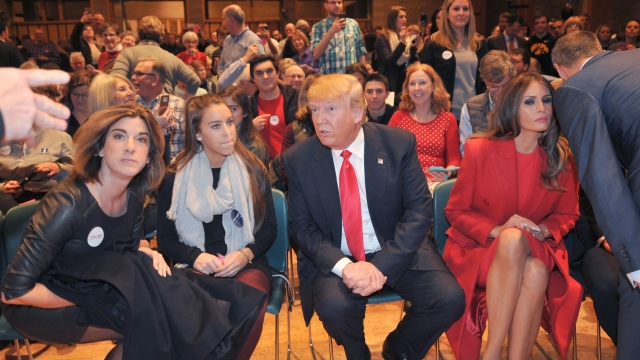 Donald Trump's second-place finish in the Iowa caucuses provides the first hint at how reliable his polling is.