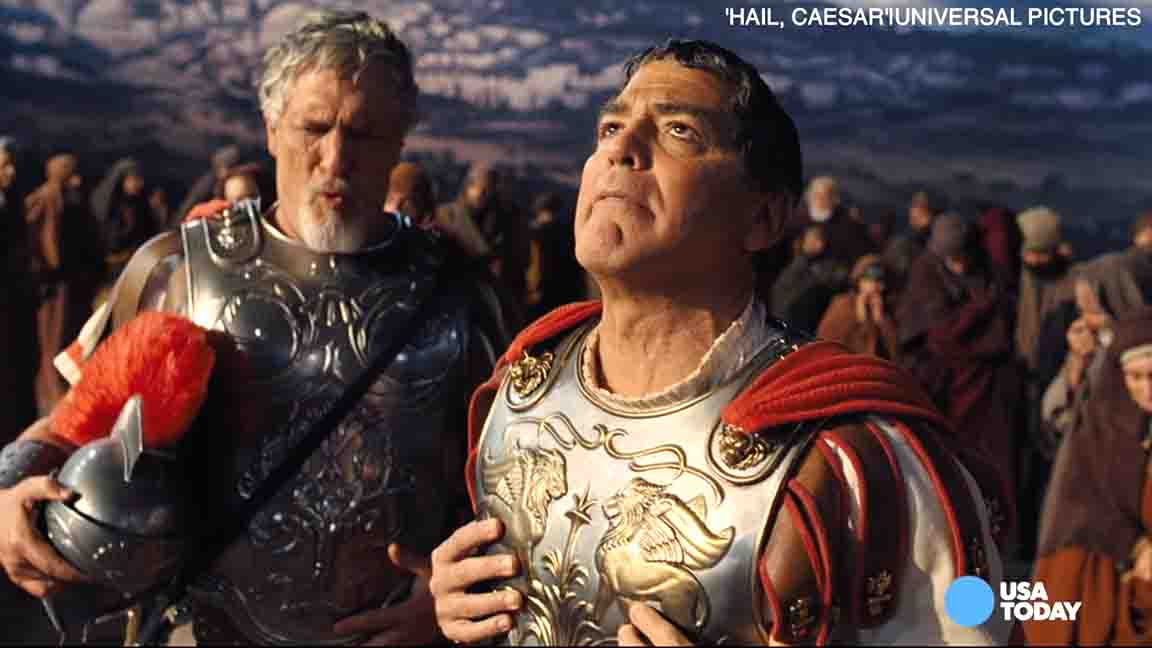 5 takeaways from the 'Hail, Caesar!' premiere