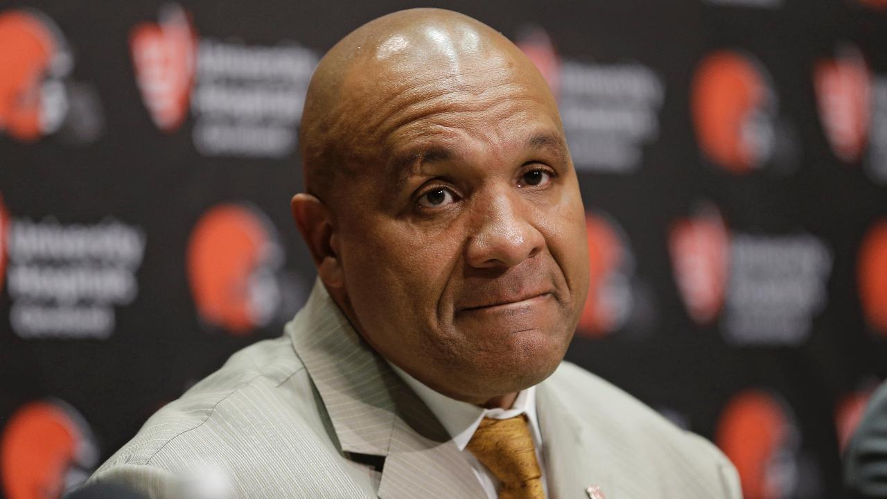 Browns coach Hue Jackson disappointed in QB Johnny Manziel