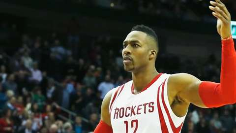 Dwight Howard suspended by NBA