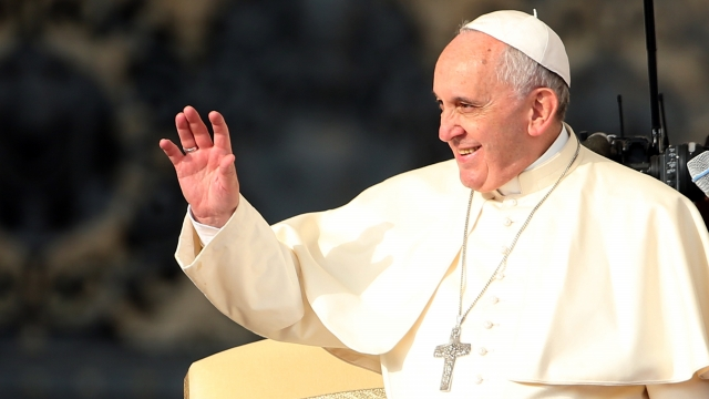 "Pope Francis makes his film debut in AMBI Pictures' upcoming film ""Beyond the Sun."" He's agreed to a small cameo appearance as himself. Video provided by Newsy"