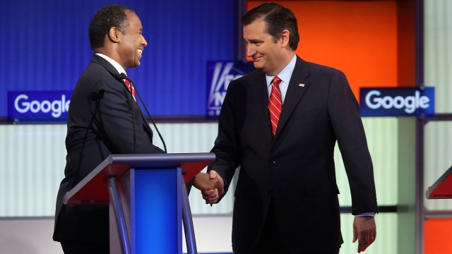 After previously claiming Carson was suspending his campaign, Cruz's team said it should've clarified that Carson was indeed staying in the race. Video provided by Newsy