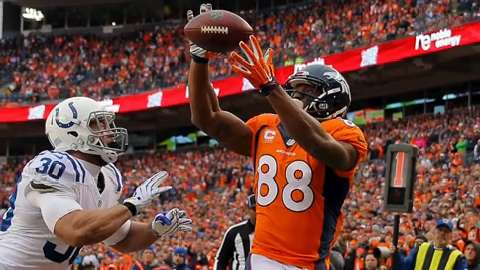 Denver needs Demaryius Thomas to step up