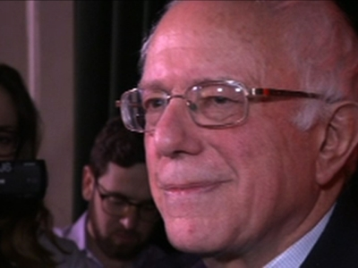 Sanders: 'We Want to Look' at Iowa Results