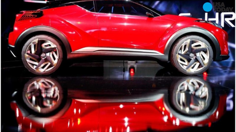 The Scion C-HR concept car is presented at the 2015 Los Angeles Auto Show Toyota confirmed on Wednesday that it has killed its ailing Scion brand, which was spun off as a separate lineup of vehicles in 2003 but slumped in recent years.