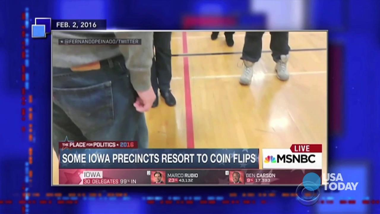 Check out our favorite late-night jokes about the Iowa caucuses, then vote for yours at opinion.usatoday.com.