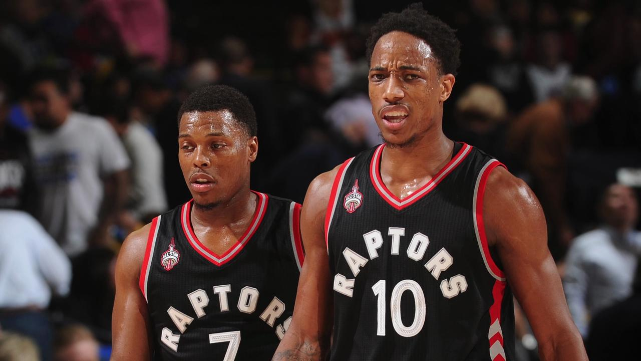 Raptors prepare for Cavaliers in playoffs