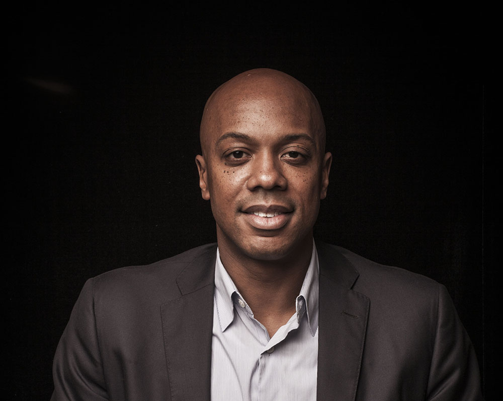 Charles Hudson, managing partner with Precursor Ventures, talks about his experience and the future of diversity in the tech industry.