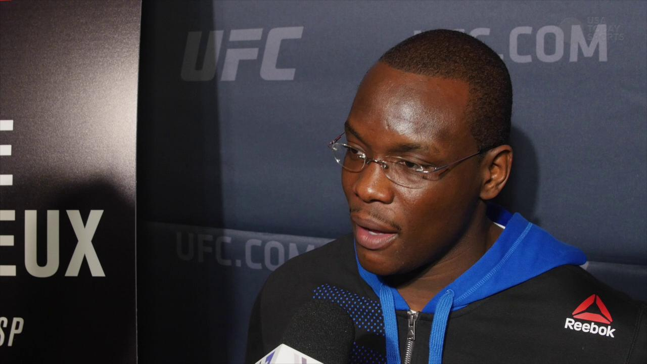 Ovince Saint Preux says lessons learned from big losses, now is time to shine