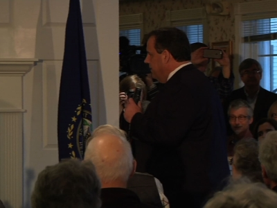 Christie: Clinton 'Going to be the Nominee'