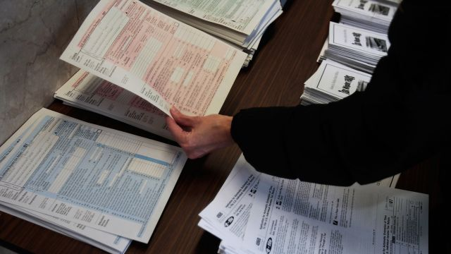 IRS computer Systems suffering 'Hardware Failure' during tax Season