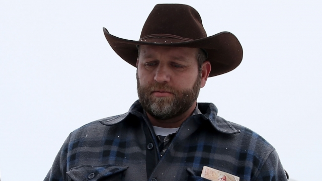 Ammon Bundy, other Oregon militia members indicted