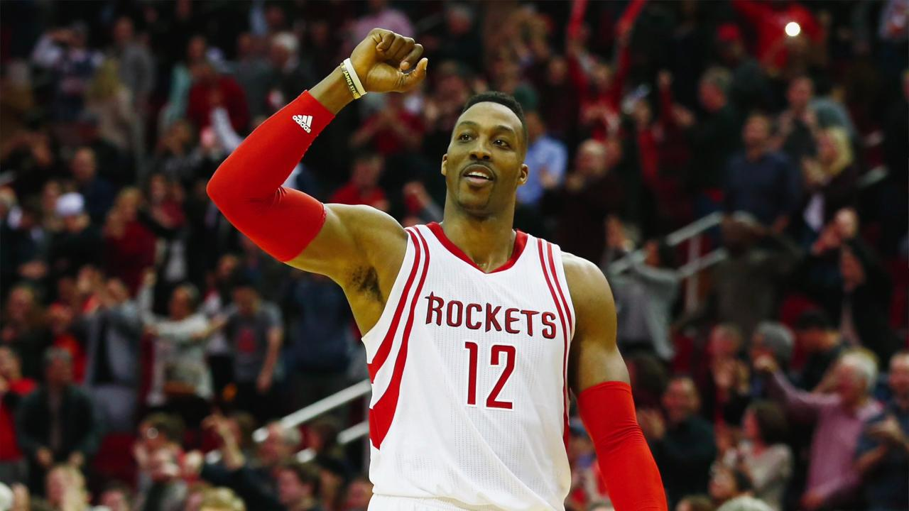 Could Houston Rockets center Dwight Howard be on the move this summer?