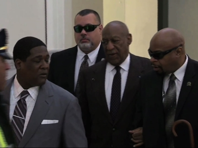 Judge Refuses To Throw Out Bill Cosby Case