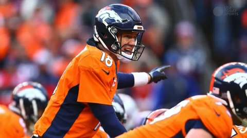 Brandon Marshall: Peyton Manning's legacy 'is cemented'