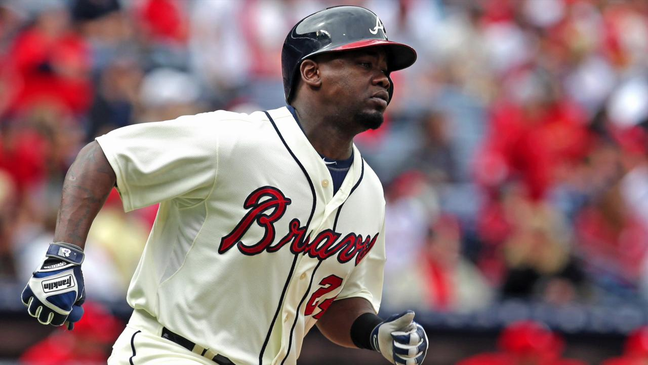 Braves' Adonis Garcia gets chance to play vs. Cuba, his brother