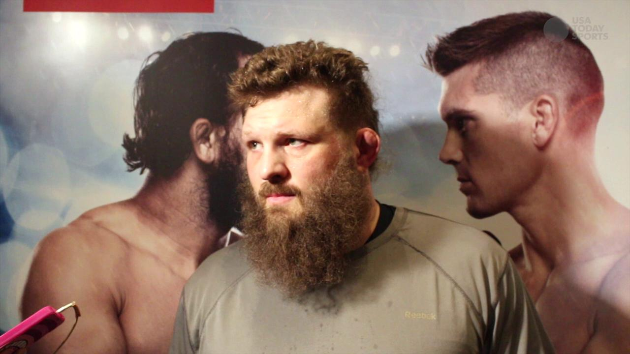 Roy Nelson keeping it light ahead of UFC Fight Night 82, finding his jiu-jitsu again