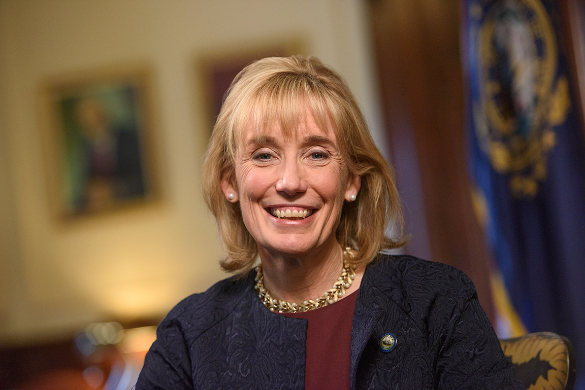 Gov. Maggie Hassan thinks Hillary Clinton can win NH