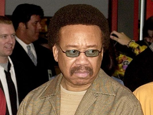 Maurice White, singer musician, producer: Dec: 19, 1941- Feb. 3, 2016