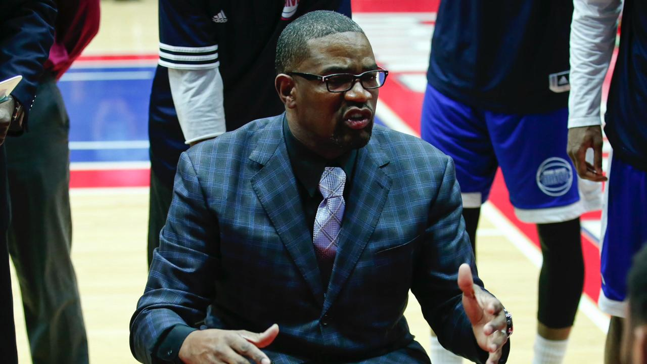 Former Orlando Magic GM Otis Smith is now coaching the Grand Rapids drive of the NBA Development League.