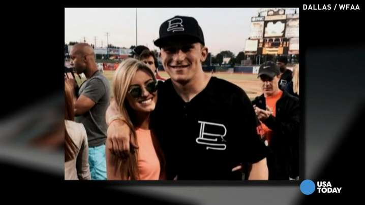 Johnny Manziel's ex-girlfriend: He assaulted me