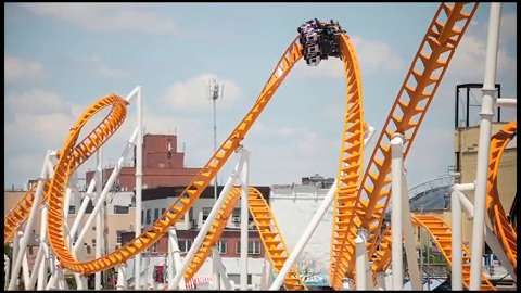 Top 6 new roller coaster rides