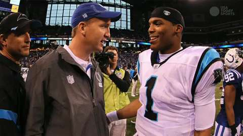NFL Inside Slant: Comparing Manning, Newton