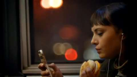 McDonald's all-day breakfast Super Bowl commercial