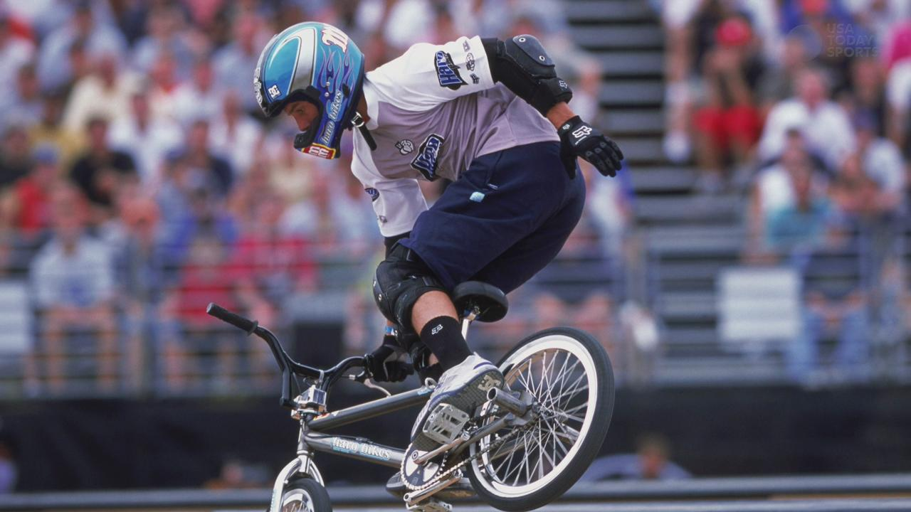 Dave Mirra, the one-time record-holder for the most X-Games medals, committed suicide Thursday in North Carolina.