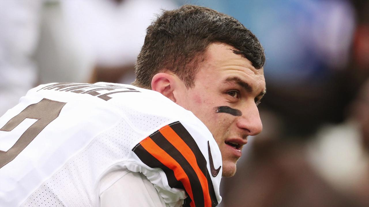Johnny Manziel's agent cuts ties with Browns QB