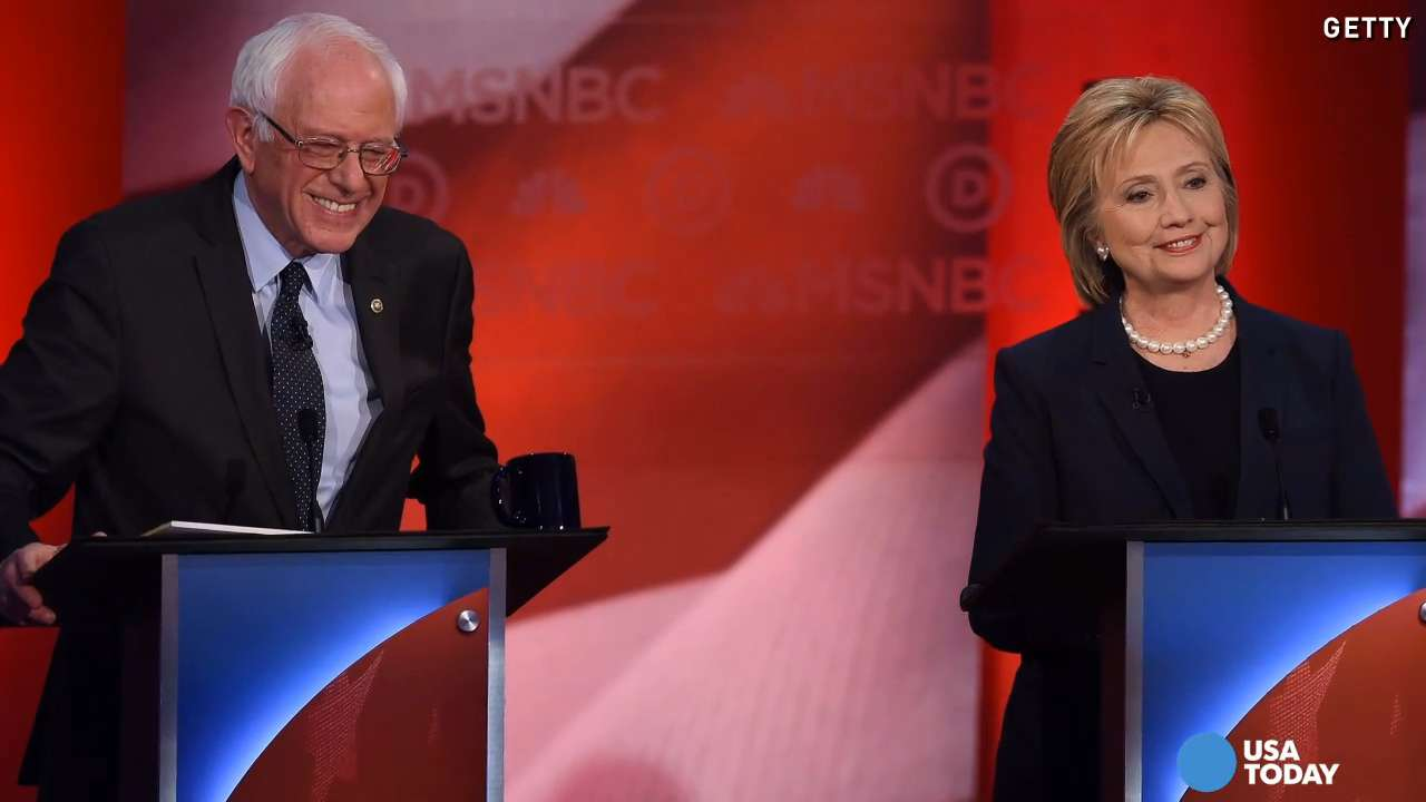 During the fifith Democratic debate hosted by MSNBC, both Hillary Clinton and Bernie Sanders made false and misleading claims.