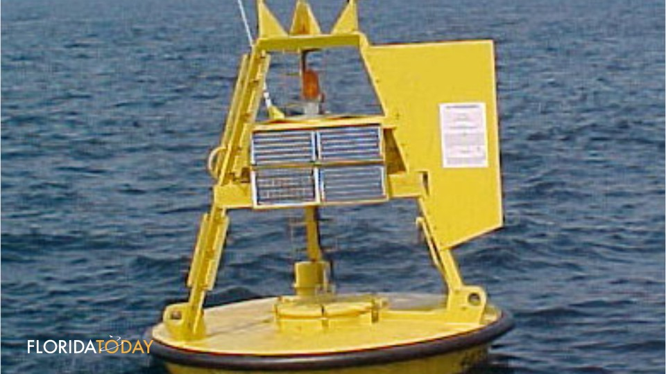 A pair of buoys in the Atlantic Ocean, east of Cape Canaveral will be operational for at least a little while longer. According to Randy Lascody, meteorologist with the National Weather Service, a pair of buoys from NOAA's National Data Buoy Station