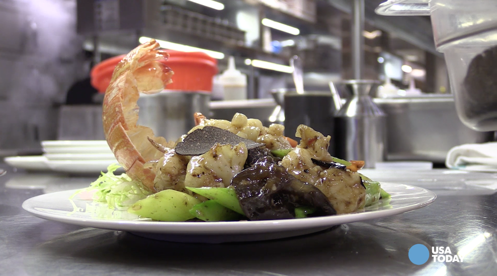 Celebrate Chinese New Year with wok-fry lobster