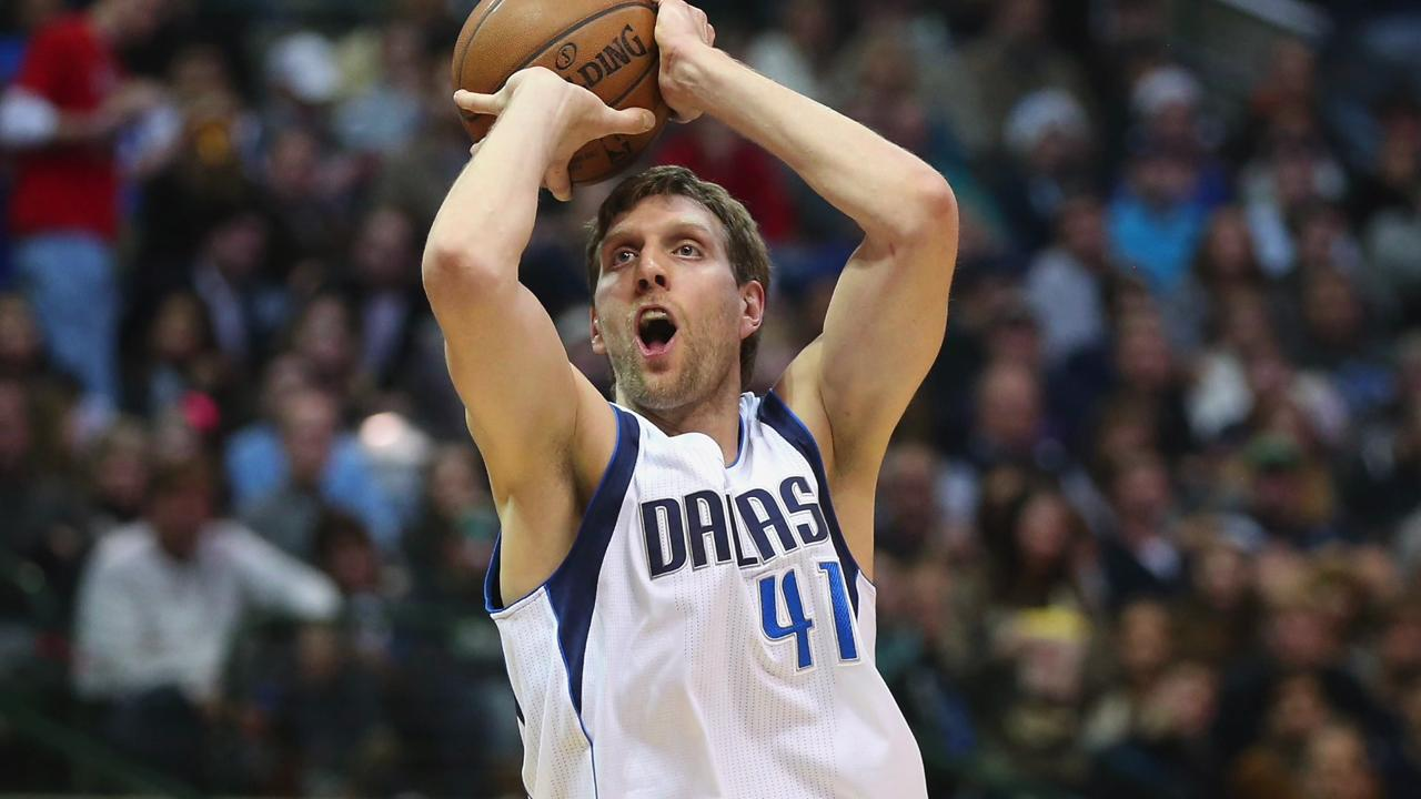 Dirk Nowitzki is hardly a 'one-trick pony'