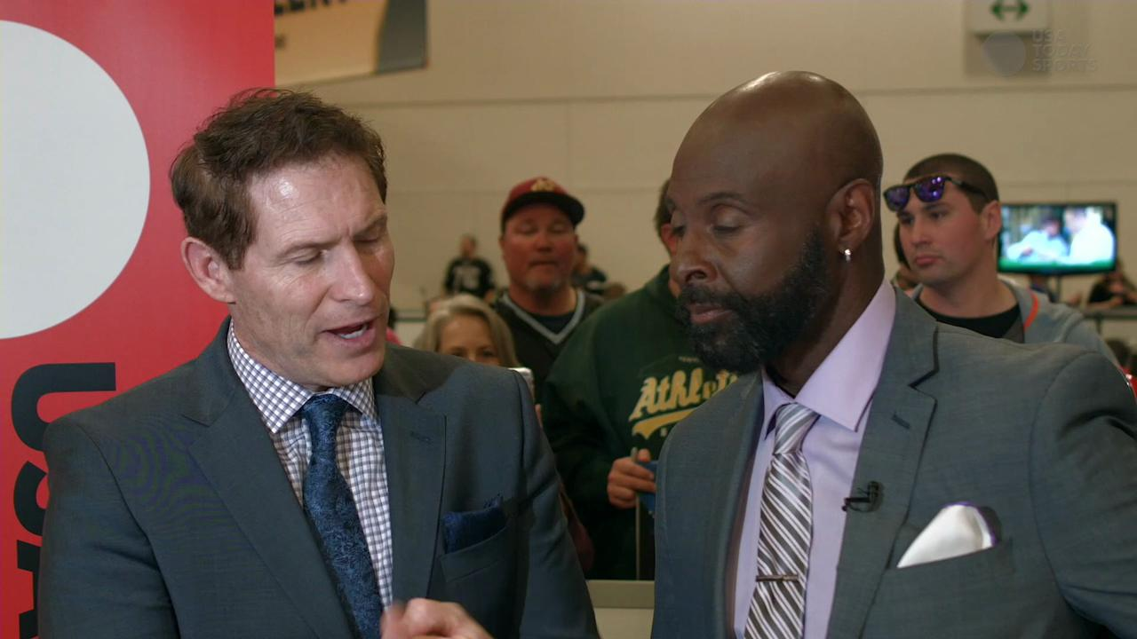 Steve Young and Jerry Rice on the Future of Kaepernick