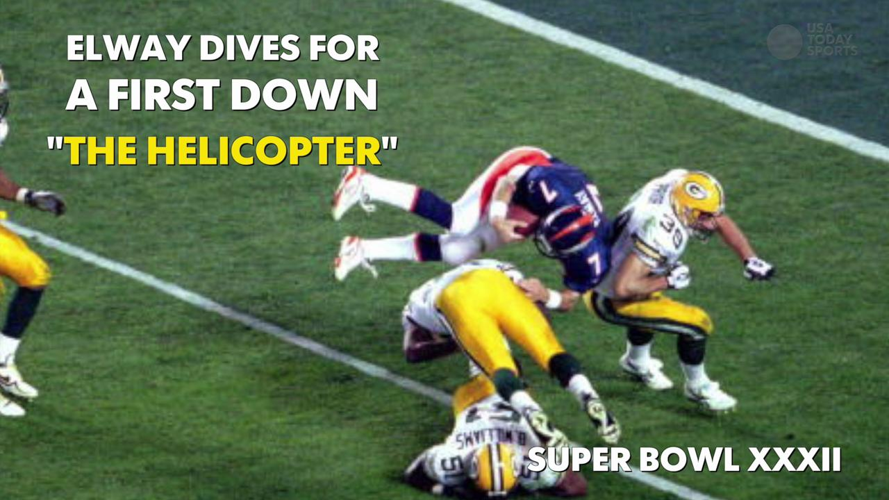 Iconic Plays of Super Bowl History