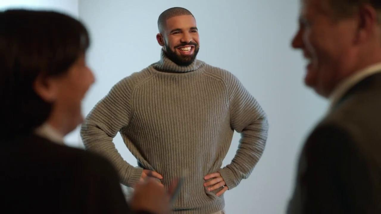 This T-Mobile Super Bowl 50 commerical shows what Drake's 'Hotline Bling' would be like if it had been produced by a traditional mobile carrier.