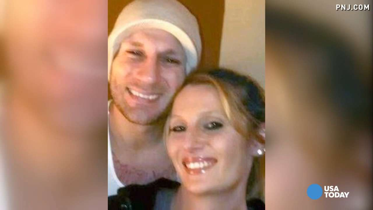 A 'Bonnie & Clyde'-esque couple's crime spree ended in Florida in a deadly shootout. The male suspect died at the scene and the female suspect was injured and taken to the hospital.