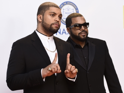 O'Shea Jackson Jr., Tracee Ellis Ross, Jussie Smollett Shameik Moore discuss diversity on the red carpet at the NAACP Image Awards. (Feb. 6)