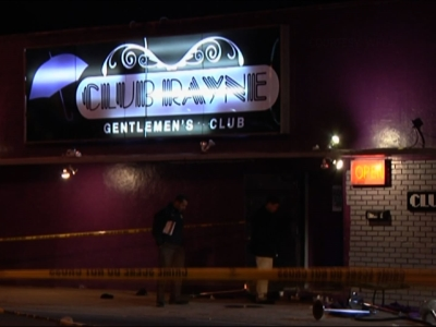 A shooting at a strip club early Saturday morning in Tampa, Florida, left one person dead, seven injured and police searching for answers. (Feb. 6)