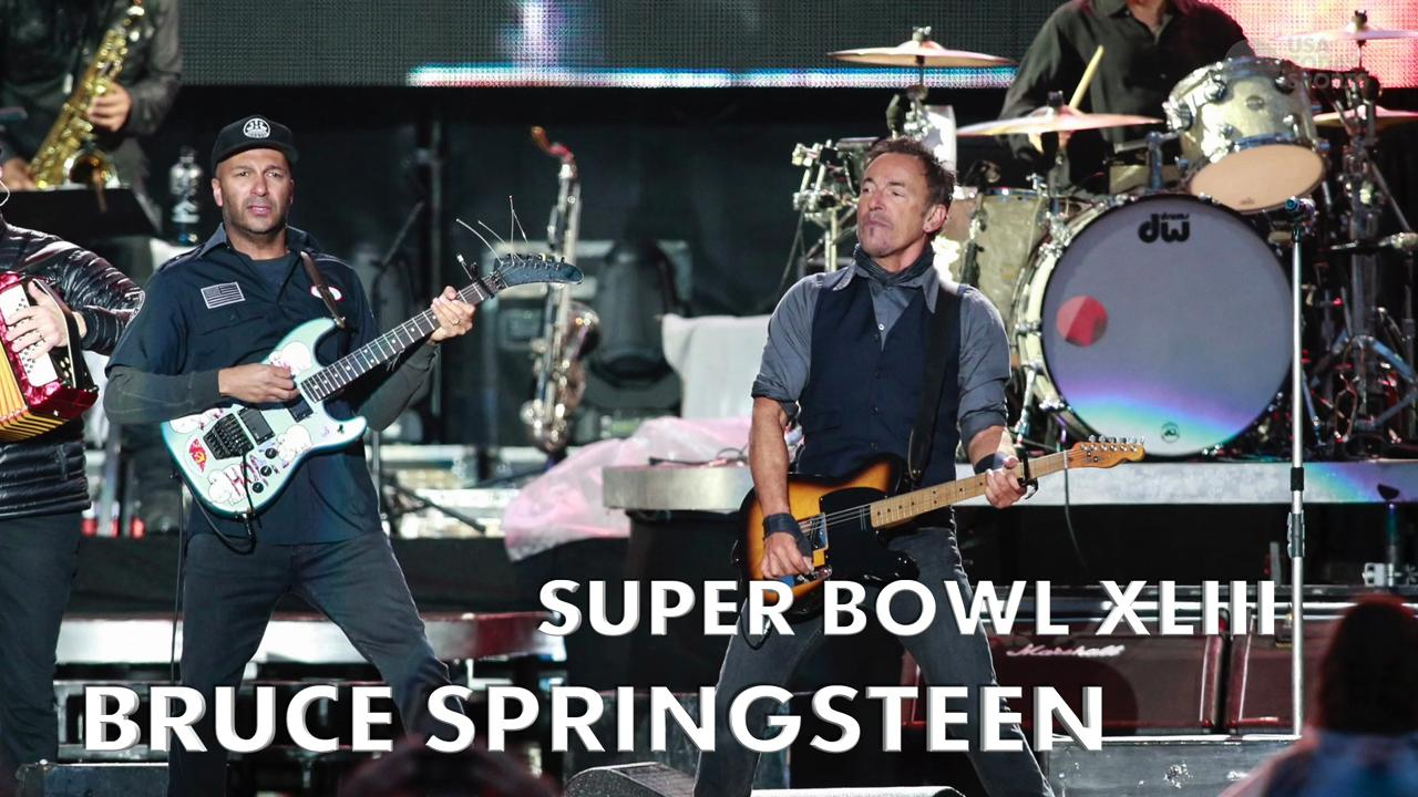 Top Super Bowl halftime shows