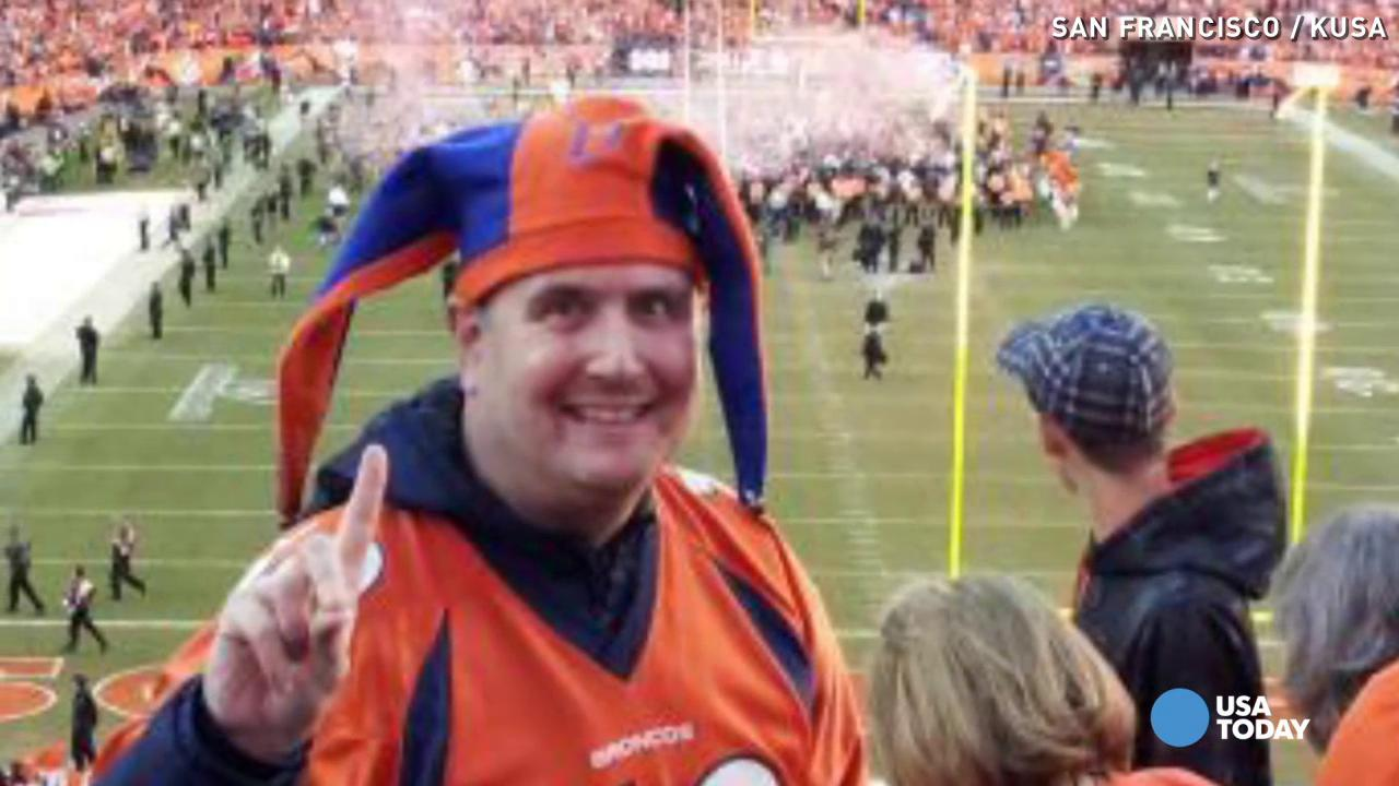 Man travels to 10 Super Bowls to score free tickets